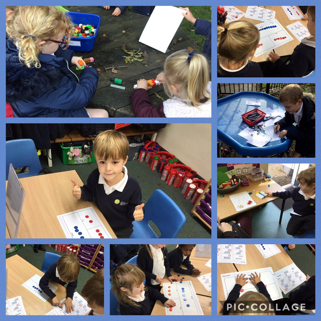 test Twitter Media - We are really working hard to use part- whole models to help us work out a missing number in when adding and taking away ... we have been using different manipulatives to help us too #gorseymaths @GorseyY1  🌟 https://t.co/dao6rm5bFZ