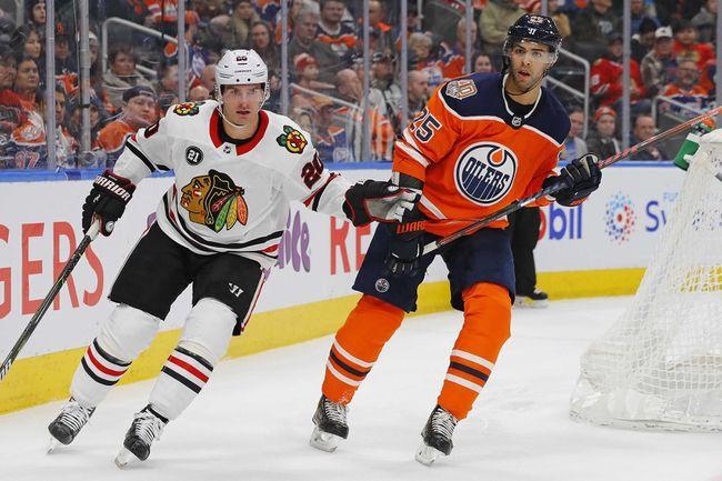 Chicago Blackhawks vs. Edmonton Oilers - 10/14/19 NHL Pick, Odds, and Prediction - Pick Dawgz  #NHL #HockeyPicks #FreePicks  #FreePick #NHLPick #SportsBetting #ExpertPick #Vegas #Blackhawsks #LetsGoOilers #sportsbettingadvice #sportsbettingtips #FolloMe