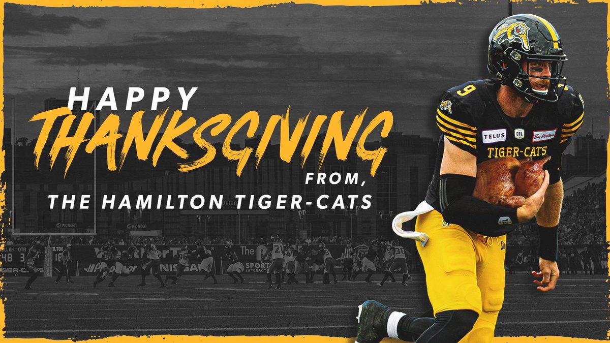 Hamilton Tiger-Cats @Ticats
