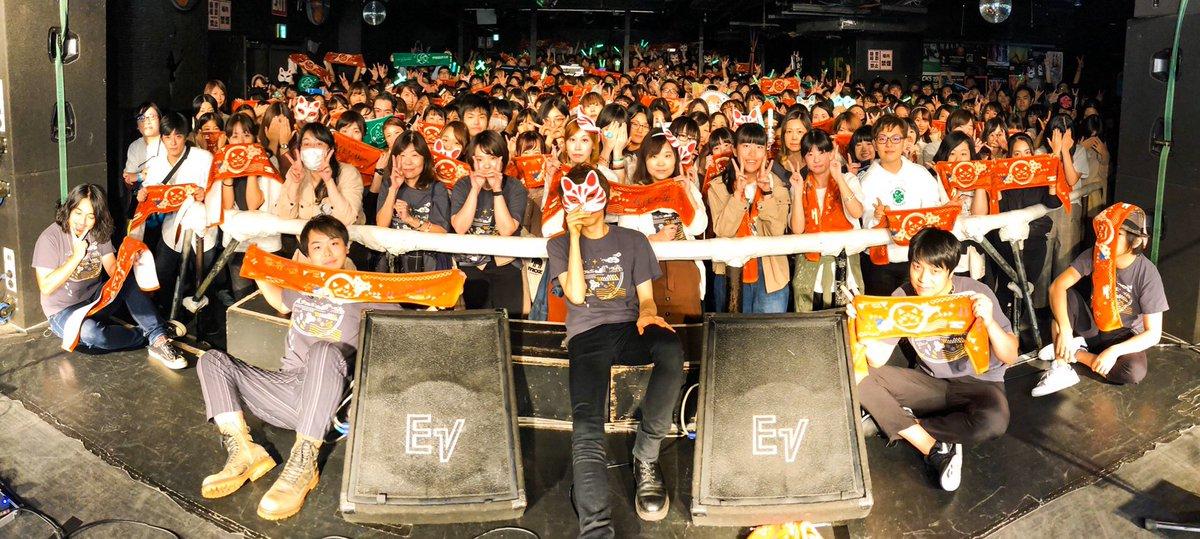 東京の自宅までGOOD DAYだハイウェイ飛ばしてました!本日もたくさんの芸術の感覚を知ることができました、来てくれた人本当にありがとう!!必ず、次のライブは今日よりいい。とても幸せです。#君住む街へ#高崎