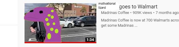 Motivational lizard goes to Walmart! <br>http://pic.twitter.com/fc29btEQma