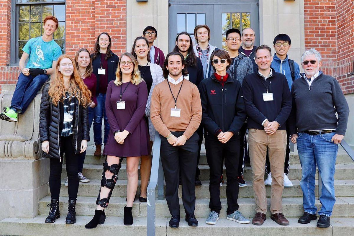 test Twitter Media - PHOTOS: Wesleyan undergraduates present results of their summer research to the annual Undergraduate Research Symposium sponsored by the Keck Northeast Astronomy Consortium (KNAC): https://t.co/PmywD13QNg https://t.co/sdelWGUvqh
