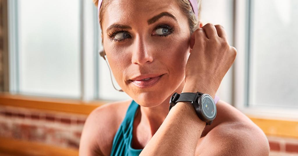 From your wrist to your ears. Music — on the new #vivoactive4 Series GPS smartwatches. ms.spr.ly/6015TRQ5U