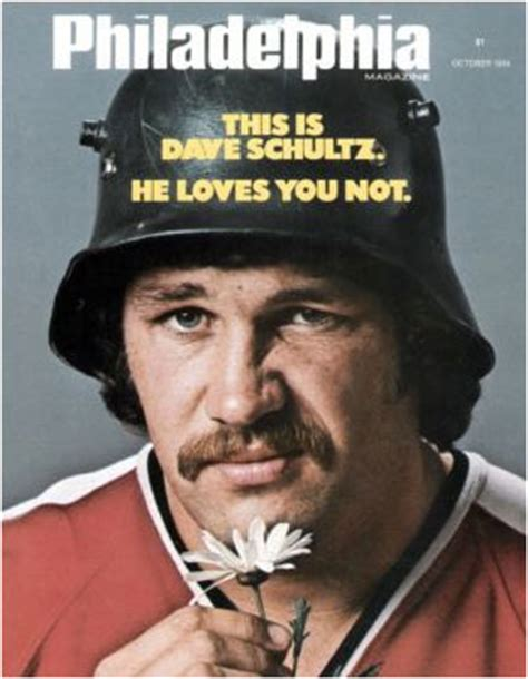 """On this date in 1949, Dave """"the Hammer"""" Schultz was born in Waldheim, SK. #Flyers #Pens #LAKings #Sabres"""
