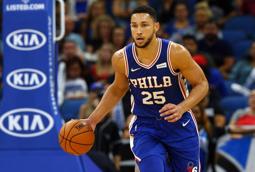 What Ben Simmons' new 3-pt shot means for the Sixers in2019