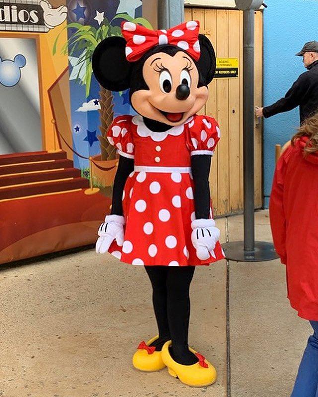 The Beautiful Minnie Mouse !    #disneylandparis #disneyparks  <br>http://pic.twitter.com/DRRc396JOO