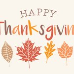 Image for the Tweet beginning: #HappyThanksgiving from the Stem Cell