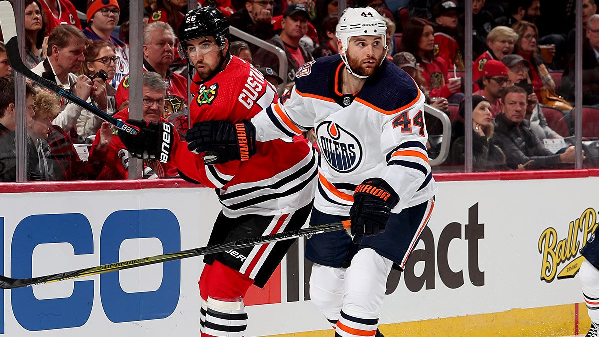GAME DAY!  The #Oilers wrap their roadie tonight with a stop at the United Center to take on the Blackhawks, 6:30pm MT on @Sportset One & @630CHED.   #LetsGoOilers