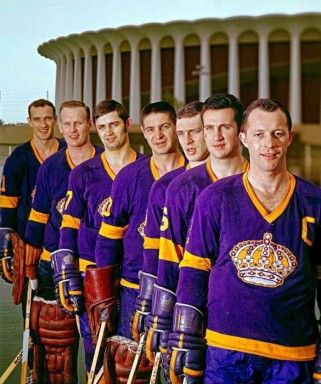 On this date in 1967, #LAKings played their first #NHL game, a 4-2 win over the #Flyers