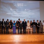 Image for the Tweet beginning: The #IPCC scholarship programme has