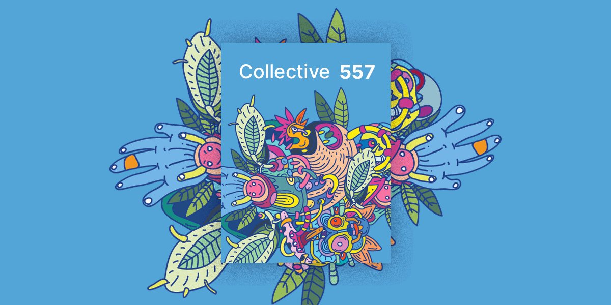Web Design & Development News: Collective #557 tympanus.net/codrops/collec…