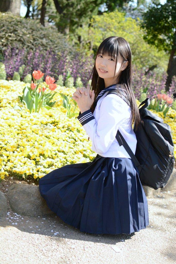 """セーラー服 美少女 Uživatel YMO写真垢@ただいまへき地勤務 na Twitteru: """"あしがく ..."""
