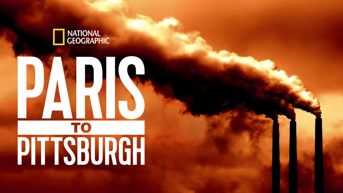 Paris to Pittsburgh (2018) <br>http://pic.twitter.com/Ummr19wK5C