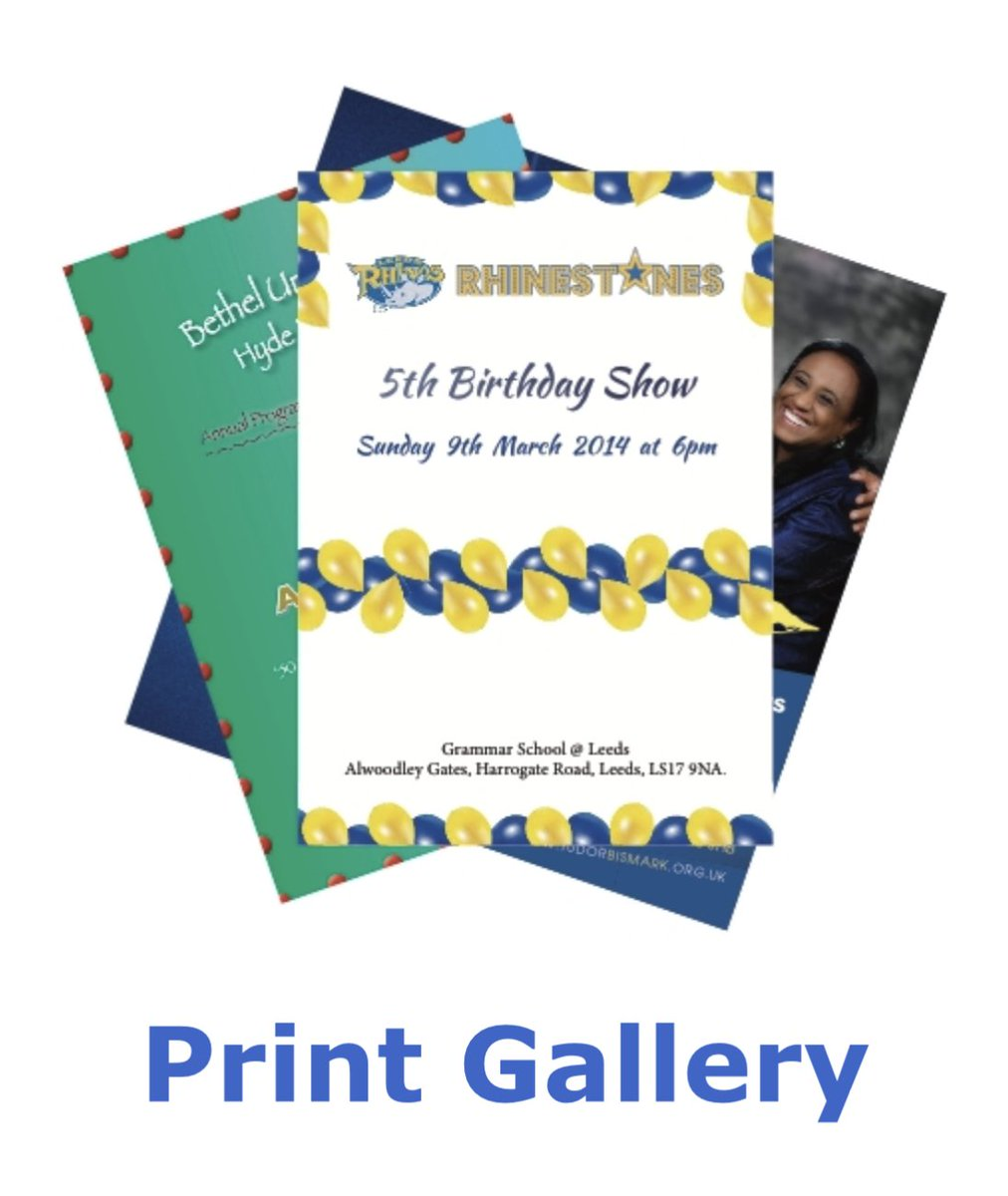 Same Day Printing 4 Same Day Collection. Mon - Fri: 08:00 - 18:00 | Sat & Sun: 08:00 - 16:00. Find out more at:  #sameday #printing #flyers #leaflets #posters #booklets #documents #leeds #wakefield #huddersfield #bradford #york #harrogate #london