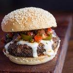 Image for the Tweet beginning: I'm #currentlycraving that Nacho Burger