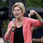 Image for the Tweet beginning: Warren expresses support for Indigenous