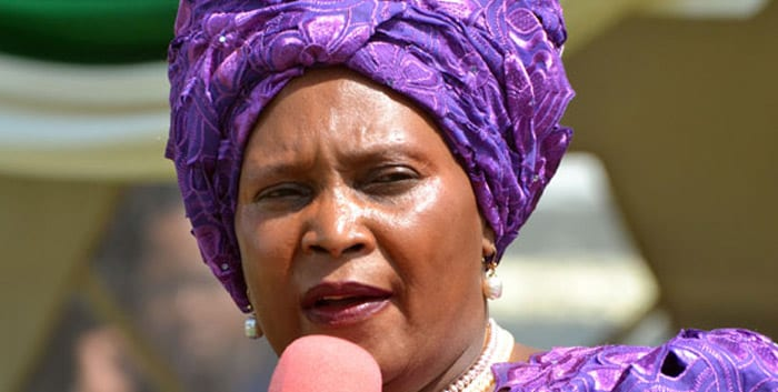 , Jubilee Senator Mocks the State Appointment of Intellectually Ungifted Mary Wambui
