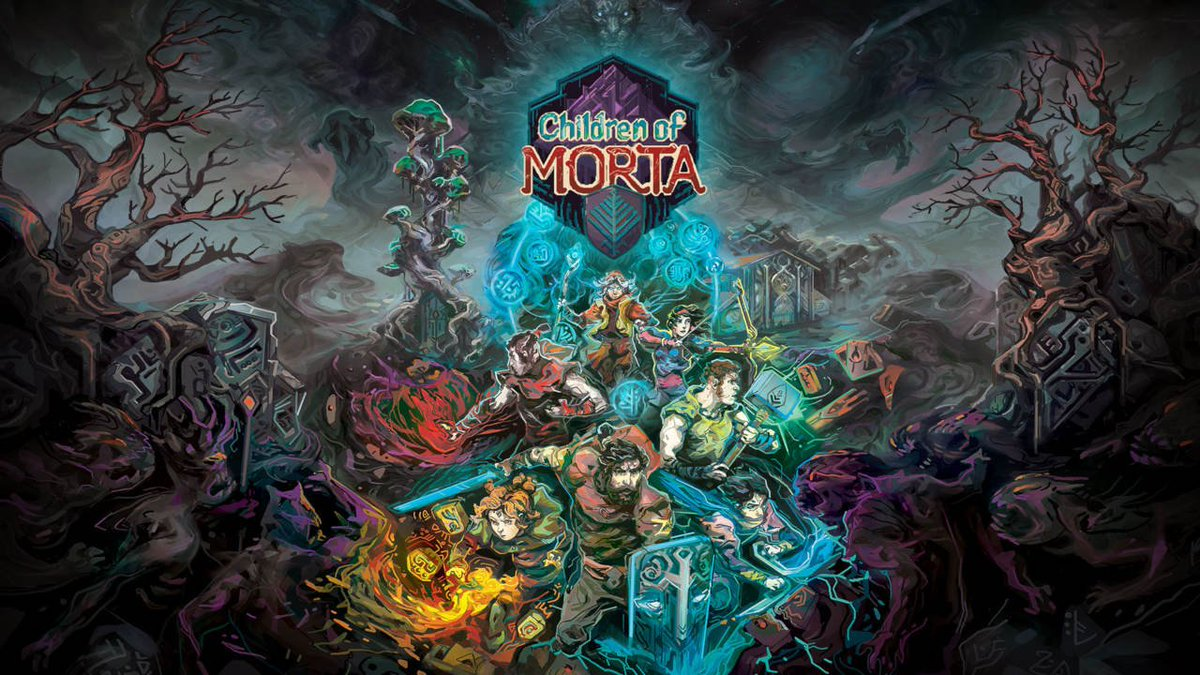 One family stands in the way of Corruption. Hack 'n' slash RPG Children of Morta is out now on PS4: http://play.st/2VKqwzR