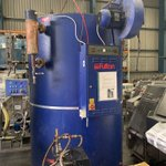 Image for the Tweet beginning: Available immediately. Fulton 60 boiler