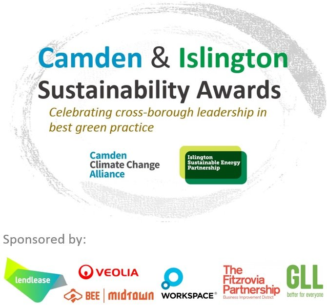 There is still time to apply for these pioneering awards. join businesses, community org and schools going the extra mile to deliver sustainable services and products. Application deadline is 23 October. Apply NOW https://t.co/UfauJ6fXcf @CamdenTownUnltd @HattonGDN @KQ_London https://t.co/hWEnVWi0U3