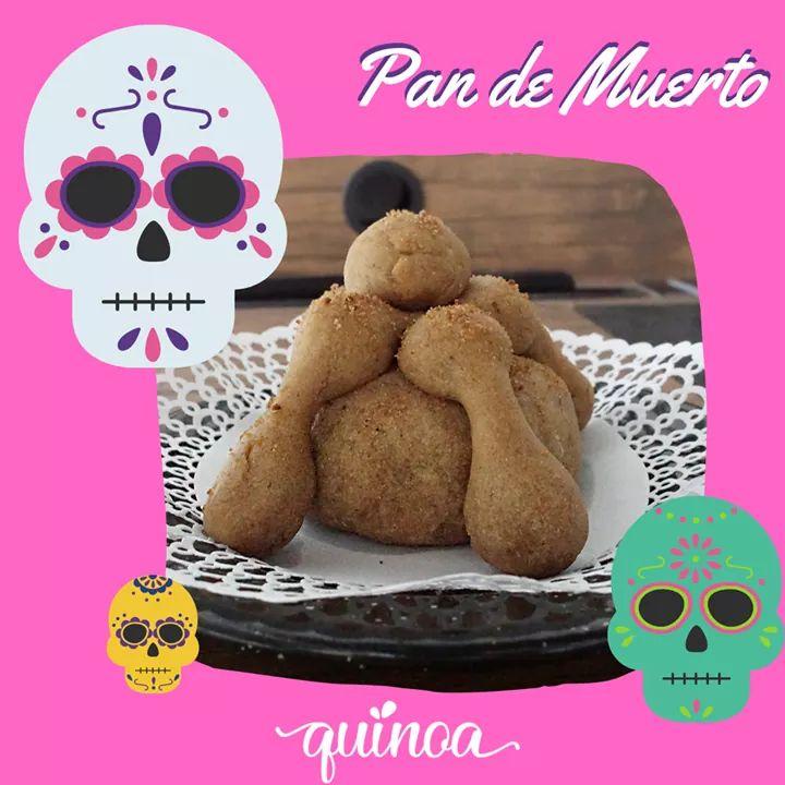 Ya pueden hacer sus encargos de nuestro delicioso pan de muerto ☠️ LIBRE DE GLUTEN 🌾🚫 VEGANO 🥗 ENDULZADO CON AZÚCAR DE COCO 🥥 . . 🌱#VidaQuinoa #Organico #Glutenfree #Sinlactosa #Vegano #Healthy #instafood #yummy #tasty #healthyfood #nutrition #instafit #cdmx #edomex #mexico