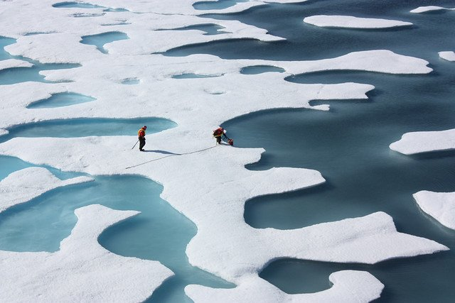 test Twitter Media - #Satellites record second lowest #Arctic sea #ice extent since 1979  Polar oceans yearly cycle of the build-up and melting of Arctic sea ice is one of earth's vital signs and a key climate variable monitored by scientists.  https://t.co/3W8lW39hQ4 https://t.co/6qte9jSWyR