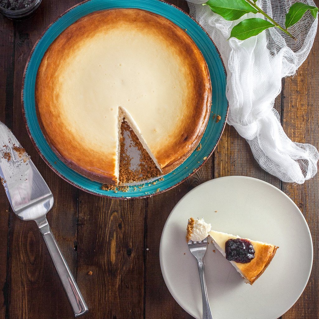 Eat dessert first. Happy National Dessert Day! 🍮     #Holiday #Dessert #DessertDay #NationalDessertDay #Yum #Cheesecake #Blueberry #InspiredColor #Delicious #EatDessertFirst #foodie #food #instafood #yummy #comfortfood #DVColor #DVCheesecake