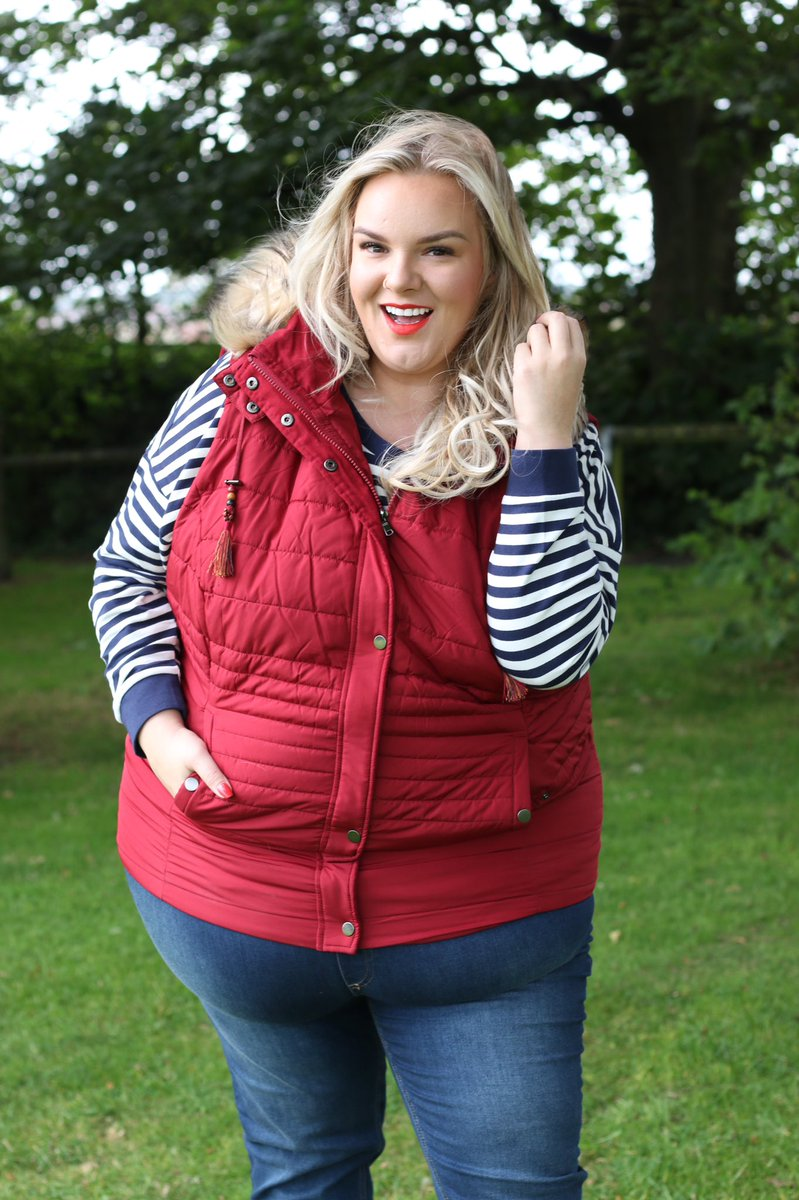 Finally, after all these years, a gorgeous gilet i can feel cosy & confident in! Shop from my new edit #LauraLovesAutumn with @curvissa! https://t.co/LQoX2rk2cv #LiveLoveCurvissa AD https://t.co/SHxxiCO8ad