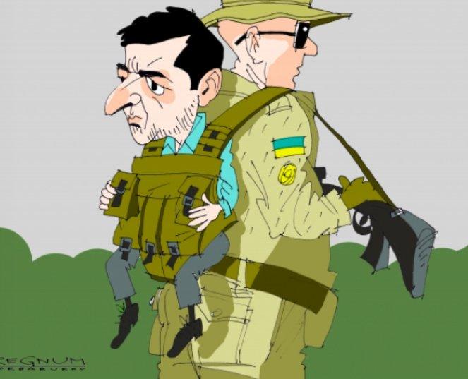 """Акція """"Ні - капітуляції"""": віче на Майдані завершилося, учасники рушили до ОП - Цензор.НЕТ 9641"""
