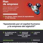 Image for the Tweet beginning: #Formación | Plan de empresa  💪