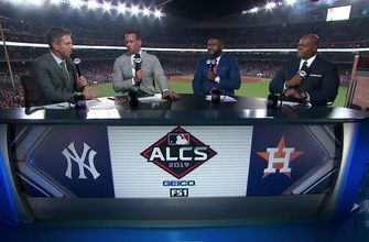 MLB on FOX crew examines Carlos Correa's performance in Game 2 of t >>  #mlb