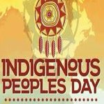 Image for the Tweet beginning: Happy Indigenous people's day! #DSLC