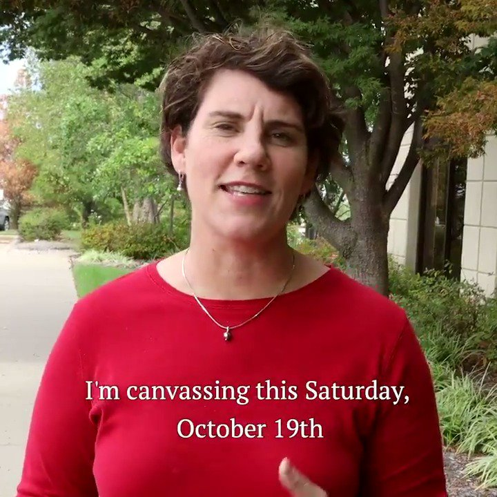 The Kentucky governor's election is coming up in just 22 days and it could not be more important. On Saturday at 10am I'll be knocking doors for @AndyBeshearKY and @JColemanKY. Come join me, or canvass on your own this weekend!