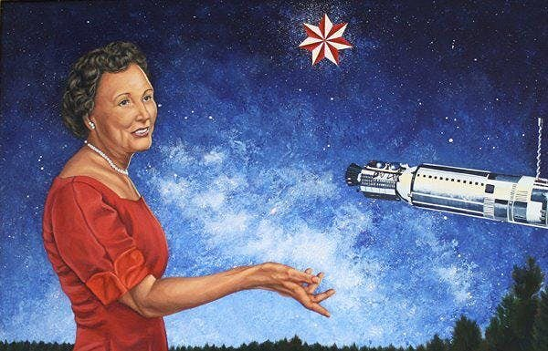 In honor or #indigenouspeoplesday , I'd like to highlight Mary Golda Ross. Born on August 9, 1908 in Oklahoma, Ross was the first female and the only Native American engineer at Lockheed Aircraft Corporation in Burbank, California during the Space Race