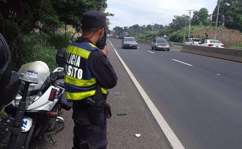 VMT contabiliza 1,705 arrestos por conducción peligrosa