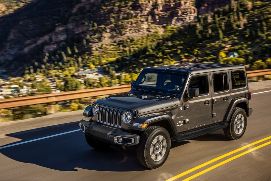 Jeep Wrangler Mild-Hybrid 2020 en México: ¡mayor desempeño, menor consumo! @JeepMx @FCAMexico  https://t.co/9OYBCGWBqg https://t.co/wgpD0ISgr9