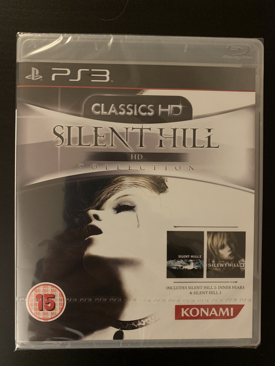 Should I really do this to me?#SilentHill #PlayStation