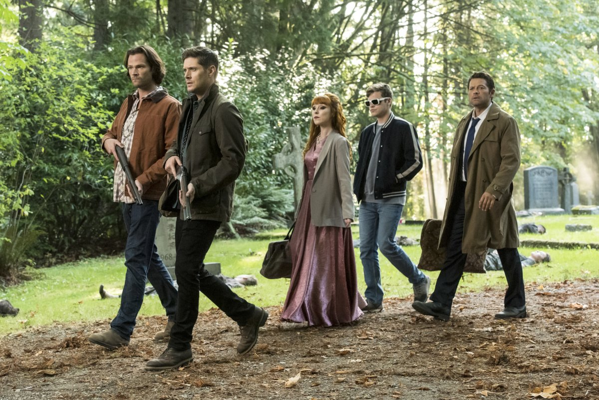 supernatural season 15 episode 4 - HD 1200×801