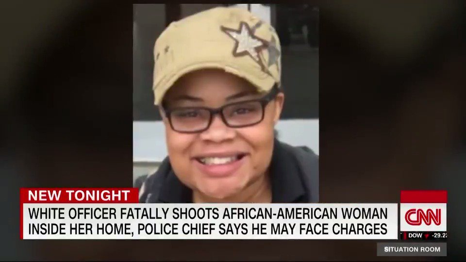 Atatiana Jefferson was fatally shot inside her home by a white police officer in Texas. Her family says an outside agency should investigate. @BrianToddCNN reports. https://cnn.it/31bXt9v