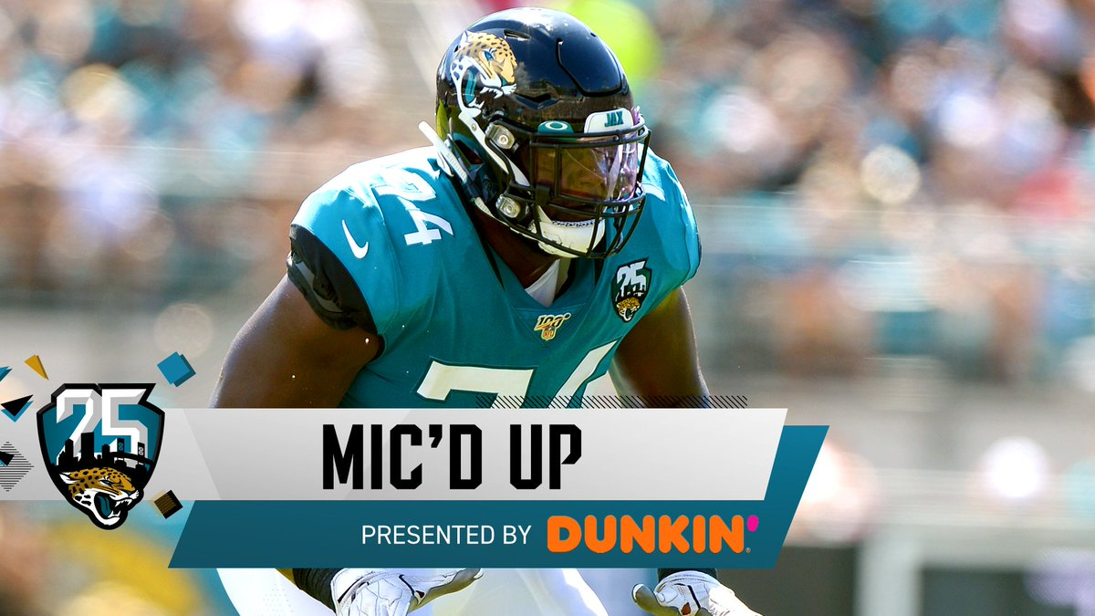 Im MicD Up. I forgot. Watch @crobinson_68 on MicD Up presented by @DunkinJax: youtu.be/fFBJZ9dC2y8