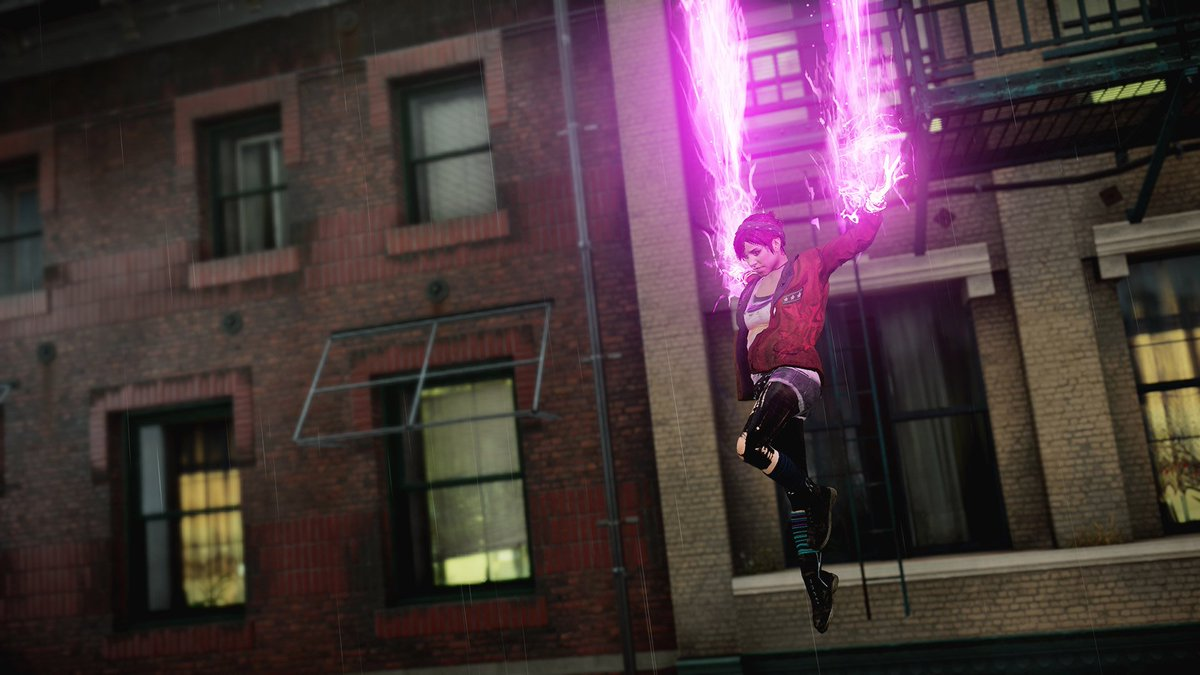 So Fetch! inFAMOUS First Light is shining bright at PS Store for only $7.49: https://play.st/311pros