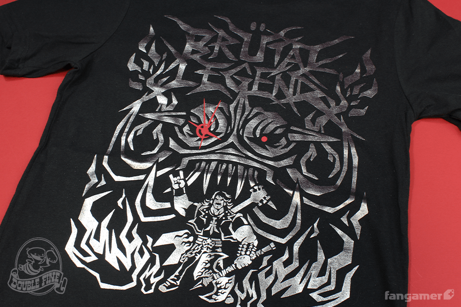 You can't kill the Metal, but you should really wash it inside out in cold water and line dry to keep it shiny!    Behold, the Brütal Legend 10th Anniversary Chrome Shirt!  http:// fangamer.com/brutal-shirt    <br>http://pic.twitter.com/6YT6ivinRs