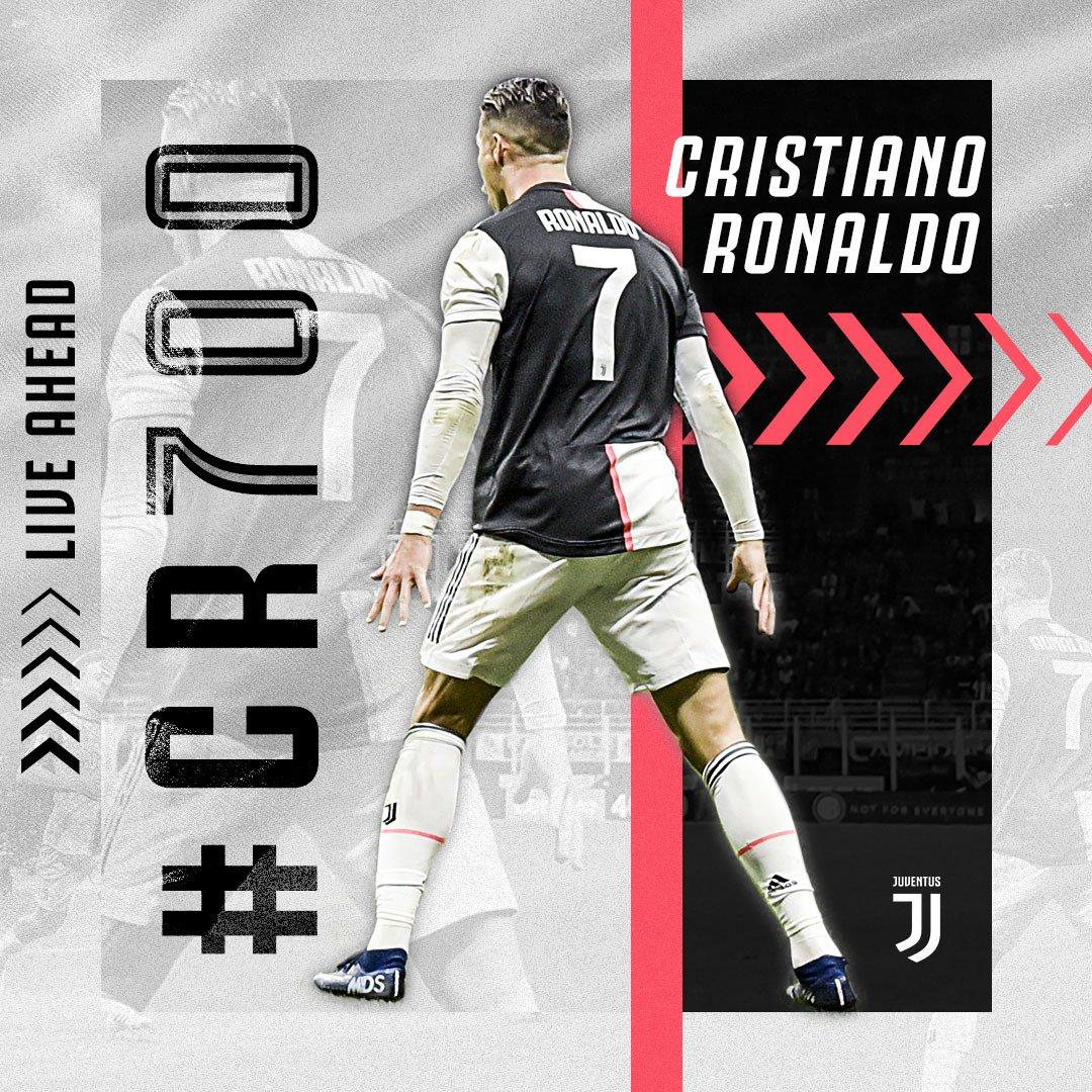 #Euro2020Qualifiers Cristiano Ronaldo anotó para Portugal, que cae parcialmente ante Ucrania, y llegó a 700 goles en su carrera profesional. #CR700 ⚽️👏🏻