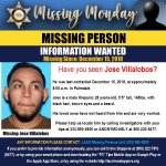 Image for the Tweet beginning: #MissingMonday  Can You Help #LASD
