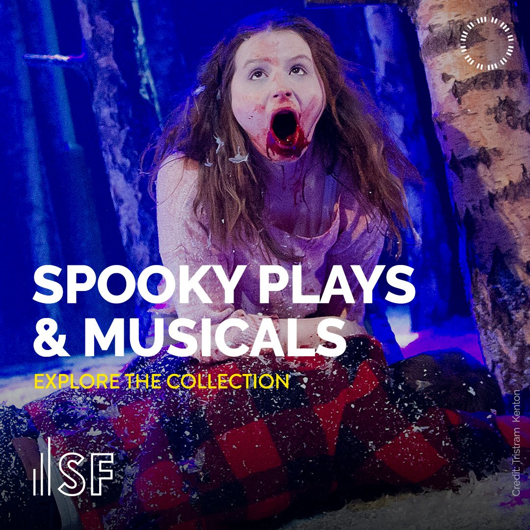 Want to hear a ghost story? Get ready to be haunted by this collection of plays and musicals perfect for spooky season! Visit samfren.ch/ShopSpooky.