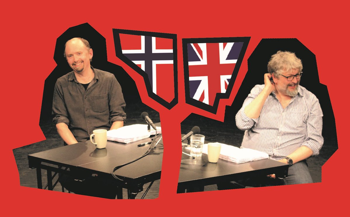 British & Norwegian artists collaborate to bring new show to Newcastle as part of a UK tour  Commonism by Andy Smith and Amund Sjølie Sveen Newcastle @NorthernStage Saturday 2 November 2019 Preview: http://www.northeasttheatreguide.co.uk/2019/10/preview-commonism-at-newcastle-northern.html …