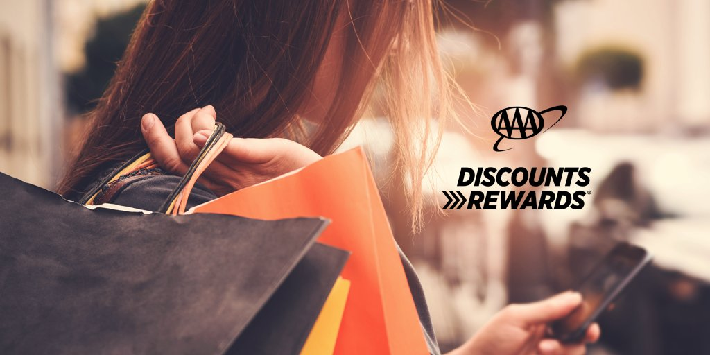 Use your AAA card for more than just roadside assistance this fall. Get #AAADiscounts automatically when shopping online and at over 100,000 locations across the U.S.