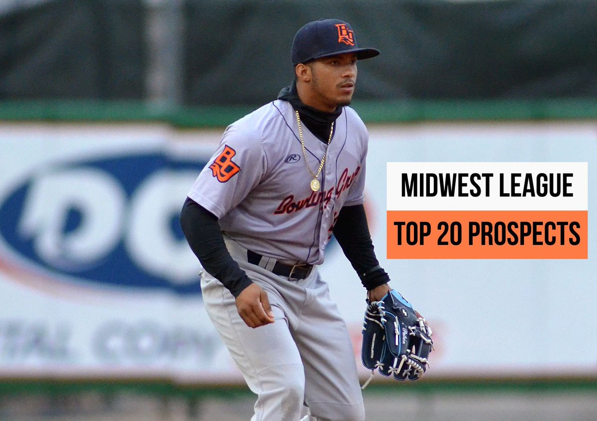 """Wander is an animal,"""" a scout told Baseball America. He's a baseball rat. He knows he's good and he wants to win. Michael Jordan wants to beat you at everything."""" Guess who was the top prospect in the Midwest League this year 😎 buff.ly/32eyfbP"""