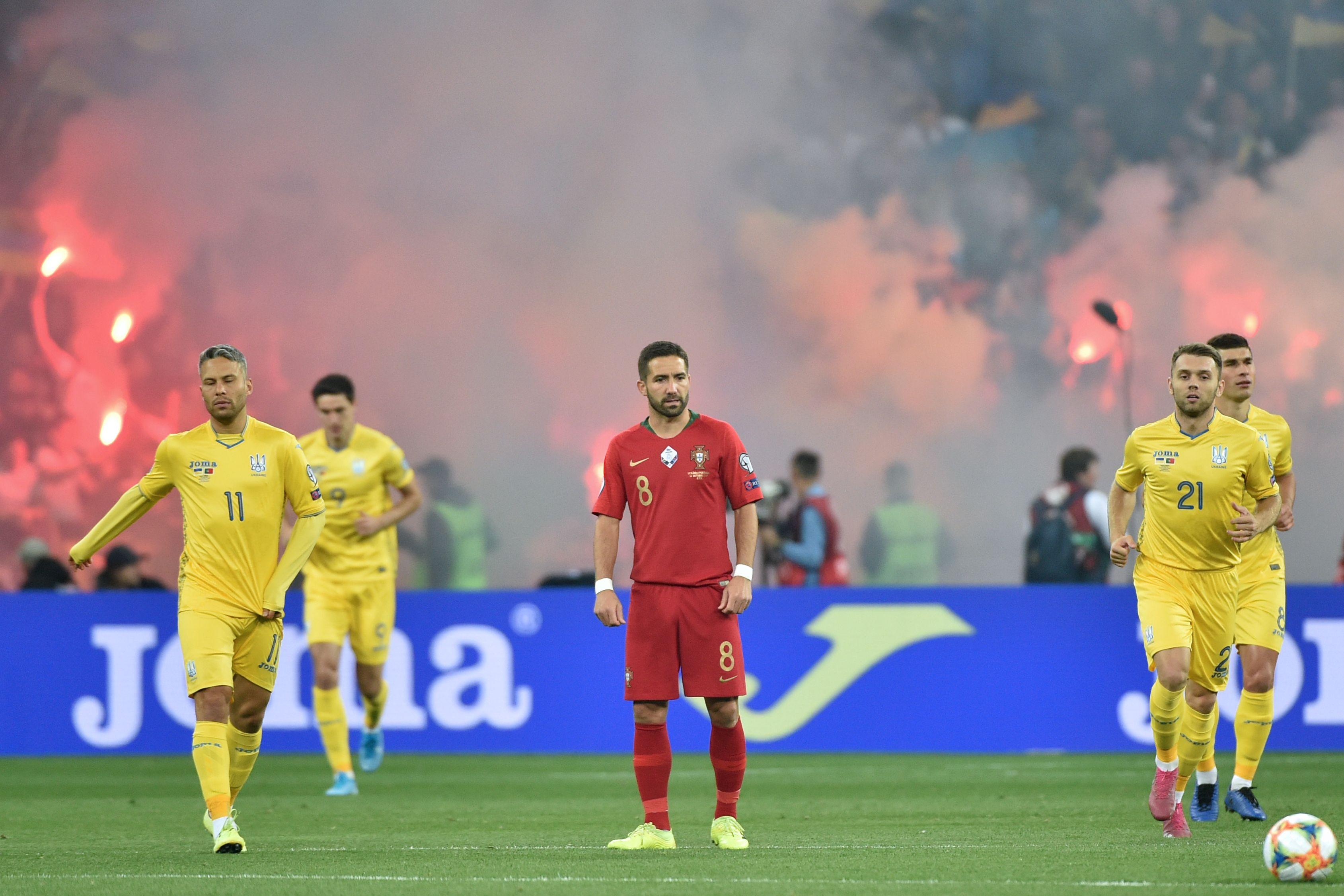 Украина - Португалия 2:1. Стопроцентная евроинтеграция, или Танец на костях чемпиона - изображение 1