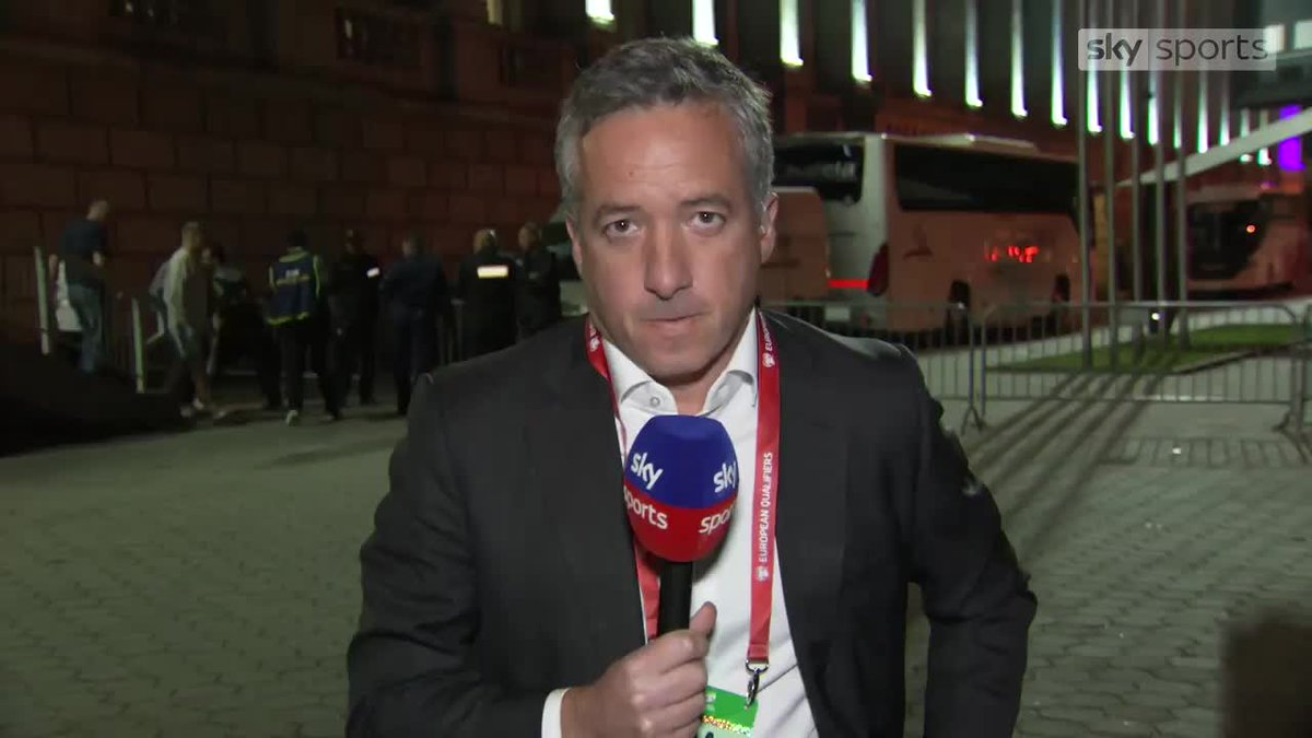 In the space of ten minutes we heard six separate incidents of monkey chants towards England players @SkySportsNews duo @RobDorsettSky and @SkyKaveh bring you the latest from Bulgaria v England More: skysports.tv/MpzfNJ